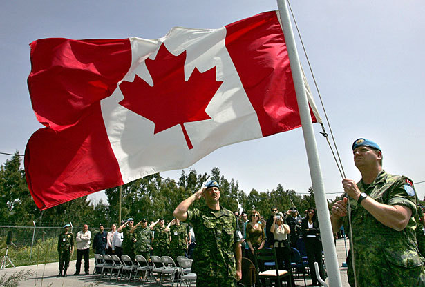 Peacekeepers: How Canadians Learned to Stop Worrying and Love Treading ...