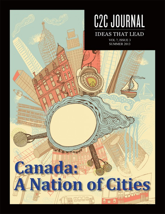 C2CJournal - Vol 7, Issue 3: Canada: A Nation of Cities
