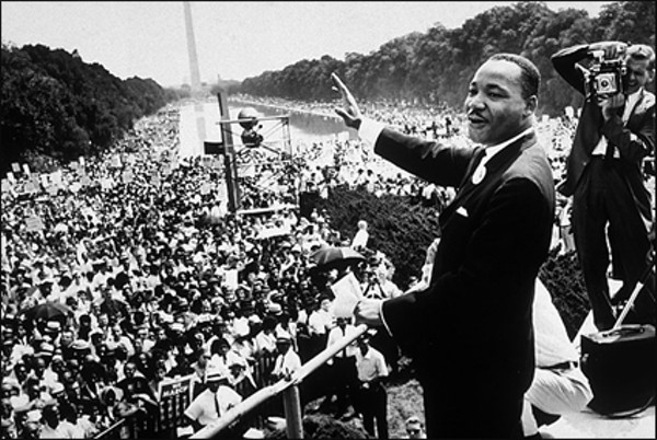 To Dream a Possible Dream: MLK's Famous Speech, 50 Years ...
