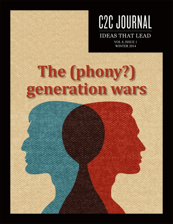 Volume 8: Issue 1: The (phony?) generation wars
