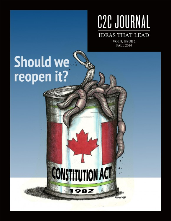 Volume 8 Issue 2 Should we reopen the Constitution