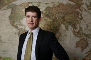 Canada's Abassador for Religious Freedom, Andrew Bennett