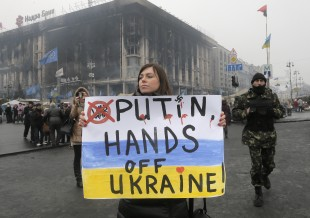 Koch and Weissenberger - Ukraine and Russian Conflict