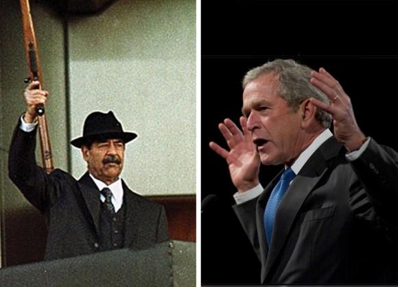 Robinson - Bush and Hussein