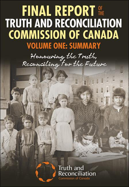 Truth and Reconciliation Commission final report - YouTube