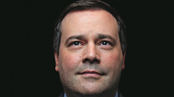 Jason Kenney in 2014. Photo by Blair Gable