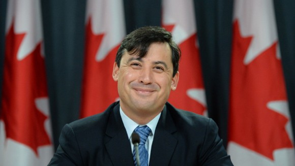 Conservative MP Michael Chong addresses a press conference in Ottawa on Tuesday December 3, 2013. THE CANADIAN PRESS/Sean Kilpatrick