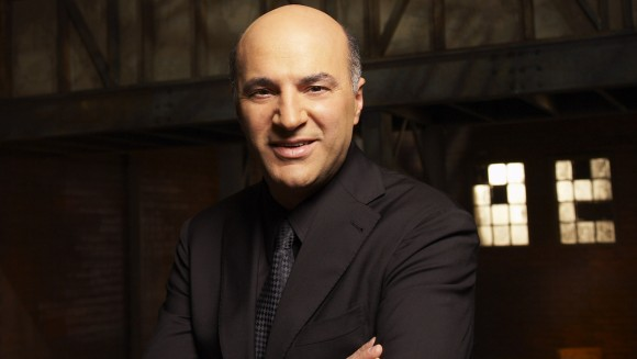 Dragons' Den star Kevin O'Leary. Photo by Greg Paupst