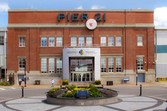 Pier 21 Museum in Halifax. (Photo by Aleela /Dreamstime.com)