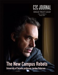 cover_winter_2016_final - The New Campus Rebels: University of Toronto professor Jordan Peterson