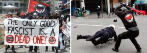 Antifa, Michael Cooper, Christchurch, facists