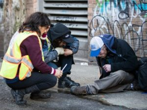 Vancouver Eastside, Drug Addiction, Community outreach