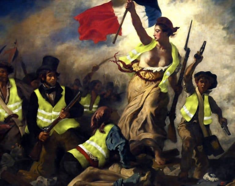 Yellow vests,