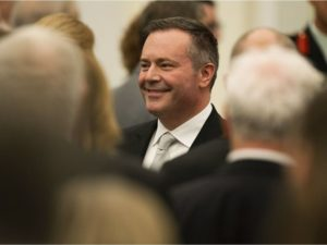 Jason Kenney, Alberta Independance, Politics