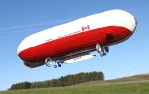 Canada's BASI airship