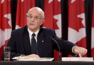 Ethics, Justin Trudeau, SNC-Lavalin affair, Frank Iacobucci