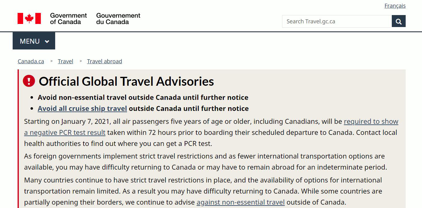 covid_pandemic_travel_restrictions_canada_USA_global_hypocrite