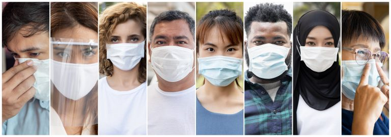 Are population wide mask mandates the most effective battlefront for the pandemic?