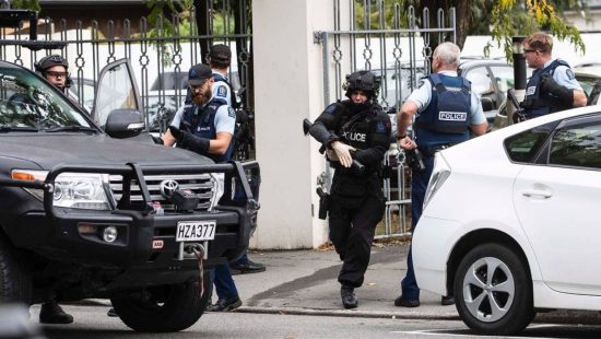 Police Christchurch Mosque attack, Michael Cooper, Andrew Coyne, truth