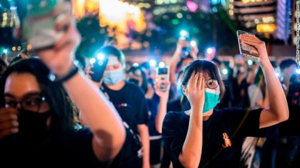 Is social media censorship even possible? Despite China's efforts to control opinions through its Great Firewall and other means, it is nearly impossible to stamp out ideas online; case in point the ongoing democracy rallies in Hong Kong.