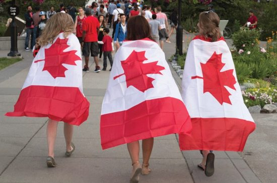 Love of country: A Canada-first agenda would promote common values and opportunity for all to benefit.