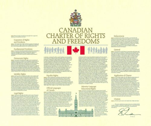 """Utterly ignored: According to Manning, Canada's governments have violated virtually every right enumerated in Canada's Charter of Rights and Freedoms – and have entirely failed to show that these violations are """"demonstrably justified"""" in a free and democratic society."""