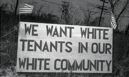 Many Americans of past generations concurred with Jim Crow segregation laws. Do their descendants all bear a mark of shame? (Source of image: Library of Congress, 1942)