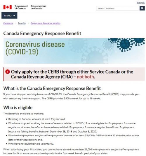 Turning the federal government's Canada Emergency Response Benefit into a permanent universal basic income presents both practical and philosophical problems.
