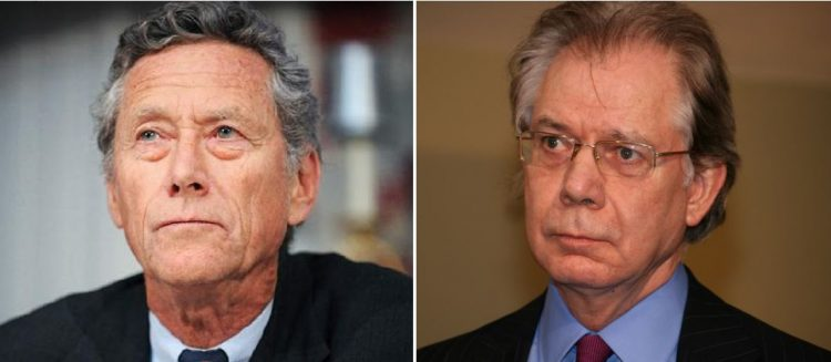 Profile pictures of two economists who forecast the return of global inflation as governments attempt to grapple with the debt accumulated through their pandemic aid programs.