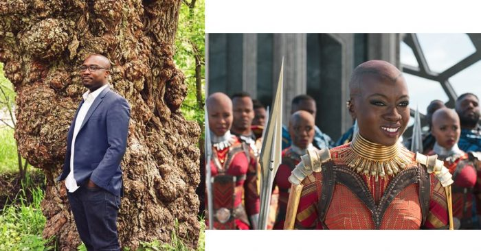 The power of narrative in confronting racism can be seen through the block buster film Black Panther and the work of professor Hasford