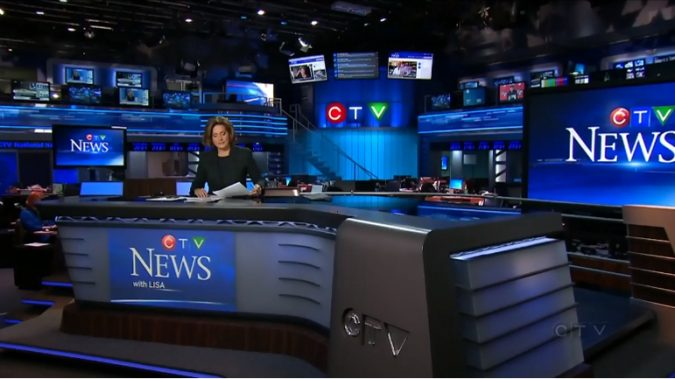 Journalism subsidies are helping private entities remain somewhat strong when it comes to on air, but CBC dominates online.
