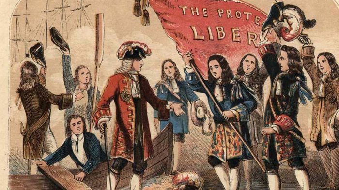 Individual liberties ought to be protected, history shows how they prevail in instances from the Glorious Revolution of 1688 to Confederation in Canada in 1867.