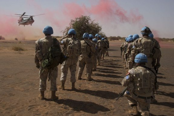 Apparently to advance his quest for a seat on the UN Security Council, PM Trudeau has risked alienating a longstanding ally while sending Canadian soldiers to a troubled mission in Mali.