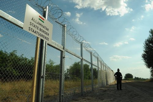 Gate-keeping on the rise: From Brexit to Hungary's border fence, the dream of a borderless Europe is rapidly disappearing.