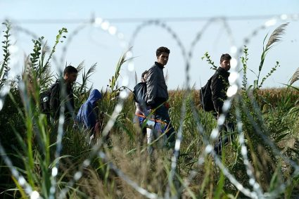 Hungary, Populism, Border Fence, anti-immigration, European Union, Refugees, Balkan Route