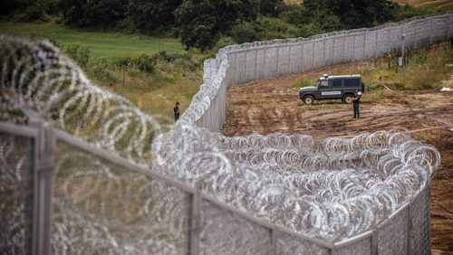 Hungary, Populism, Border Fence, anti-immigration, European Union