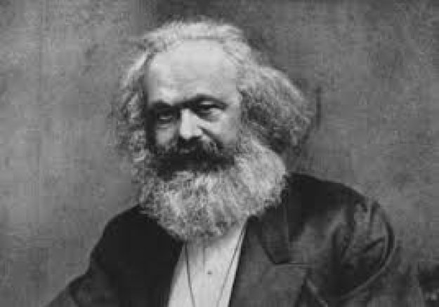 Karl Marx is pictured to showcase the greatest fairy tale narrative of them all: The viability of communism.
