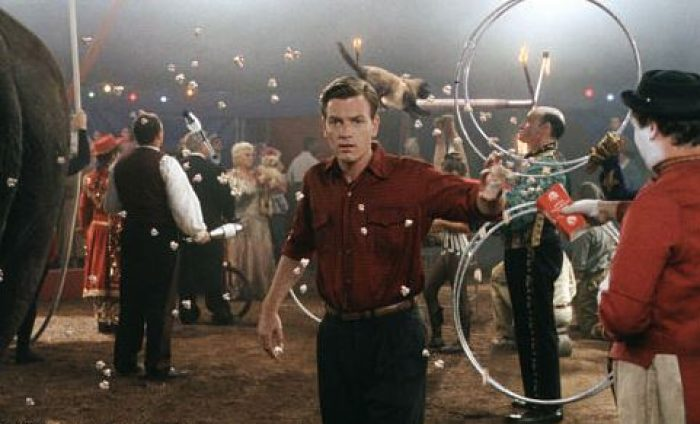 A scene from the 2003 movie the
