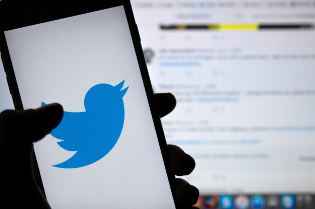 A picture of the twitter logo and feed is used to showcase the omnipresence of narratives in the digital world, and how they are not always for the better.