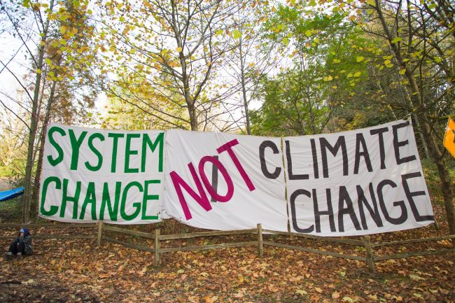 Who decides when the system is broken? The designer side of Canada's political divide believes in collective action over individual response.