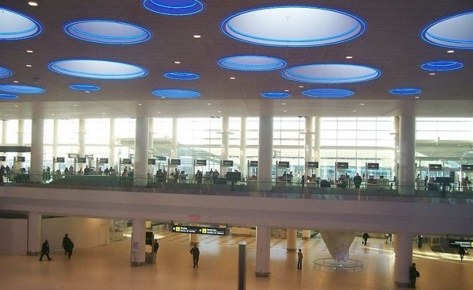 The scale and size of today's airports are akin to monuments and a contributory factor to the likelihood of airport bankruptcy.