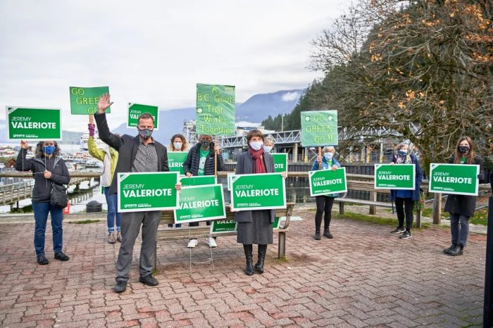 Intention over action: Ostensibly ultra-green Whistler gassed its alternative-energy buses and its Liberal incumbent, electing a Green Party MLA instead.